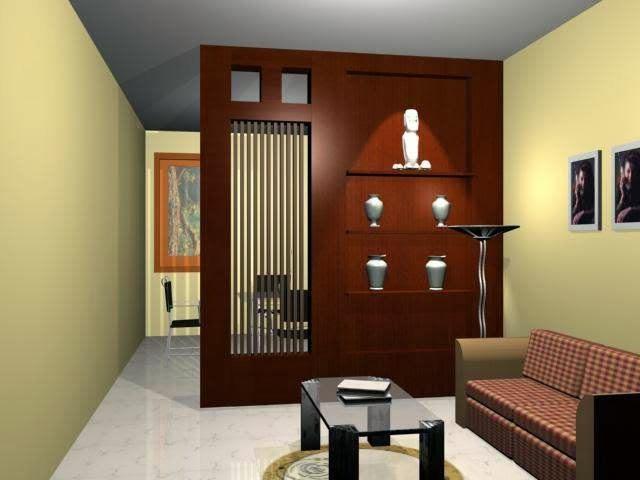 Model Penyekat Untuk Ruangan Minimalis