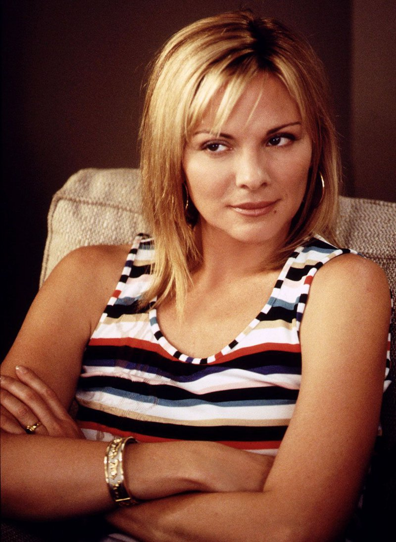 Lições de estilo de Samantha Jones de Sex And The City