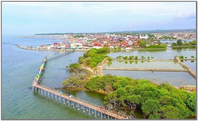 Pantai Kutang;10 Top Destinasi Wisata Lamongan;