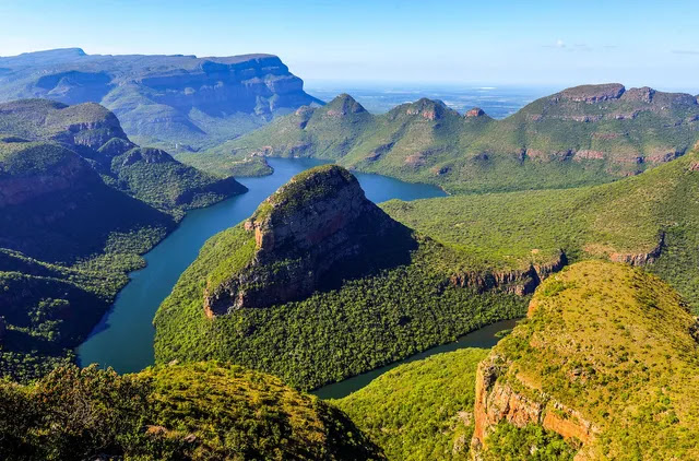 Blyde River (Motlatse) Canyon - South Africa