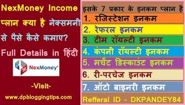 NexMoney क्या हैं ? Business Plan Se Paise Kaise Kamaye in Hindi