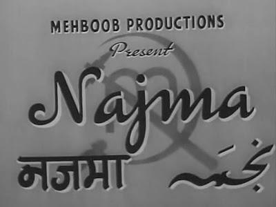 Poster Of Hindi Movie Najma (1943) Free Download Full New Hindi Movie Watch Online At worldfree4u.com