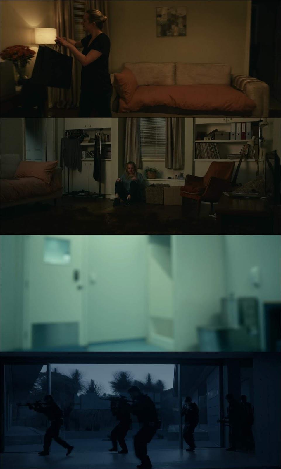 El Hombre Invisible (2020) HD 720p Latino