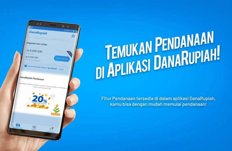 Pinjaman Online DanaRupiah (danarupiah.id)
