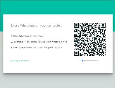 Install Whatsapp desktop