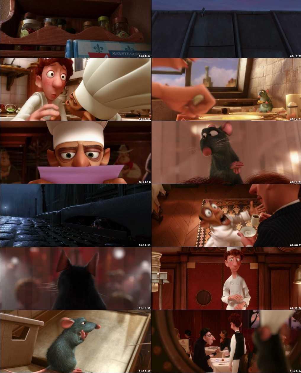 Ratatouille 2007 Screenshot 1080p