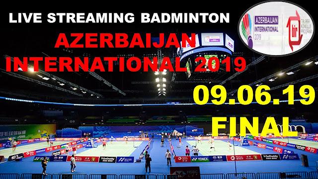 Live AZERBAIJAN INTERNATIONAL 2019