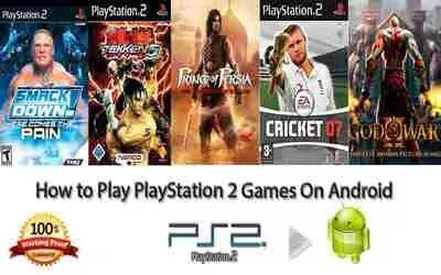 Play PS2 Games On Android 100% Working