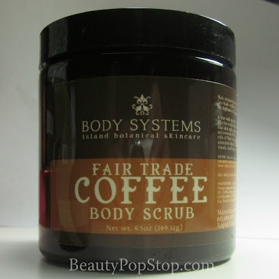 Body Systems Coffee Scrub
