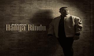 Lirik Lagu Hanya Rindu dari Andmesh Kamaleng