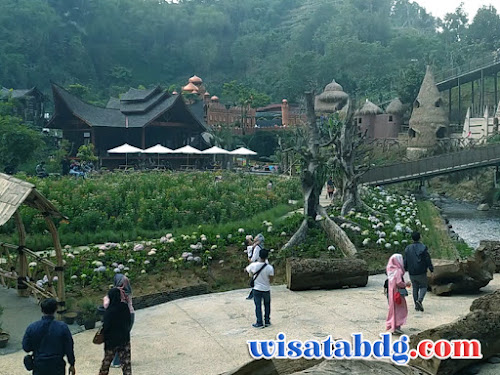 Wisata The Great Asia Africa Bandung