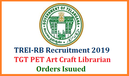 Public Services – Backward Classes Welfare Department - Recruitment – Filling up of (1698) one thousand six hundred and ninety eight vacant post in Mahatma JyothibhaPhule Telangana Backward Classes Welfare Residential  Educational Institute Society (MJPTBCWREIS) by Direct Recruitment through Telangana Residential Education Institutes Recruitment Board (TREI-RB) – Orders – Issued. go-sm-no-52-recruitment-of-tgt-pet-art-craft-librarian-Staff-nurse-vacant-posts-orders-issued