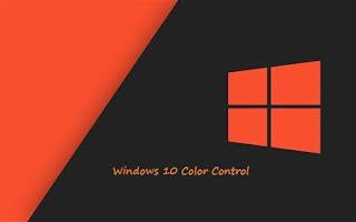 برنامج, Windows ,10 ,Color ,Control, اخر, اصدار