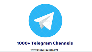 【ALL】Telegram Groups Links : 1000+ Telegram Channels
