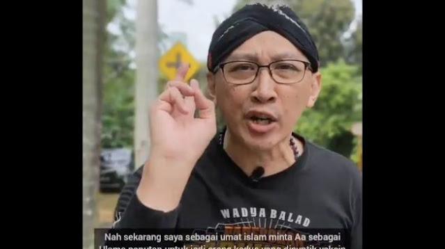 Soal Islam Arogan, Tengku Zul: Kalau Abu Janda Muslim, Dia Murtad