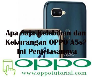 Kelebihan dan Kekurangan OPPO A5s
