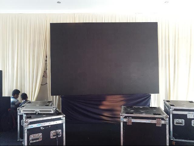sewa videotron pati , rental led screen