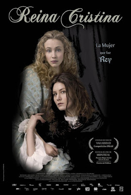 The Girl King 2015 DVD R2 PAL Spanish