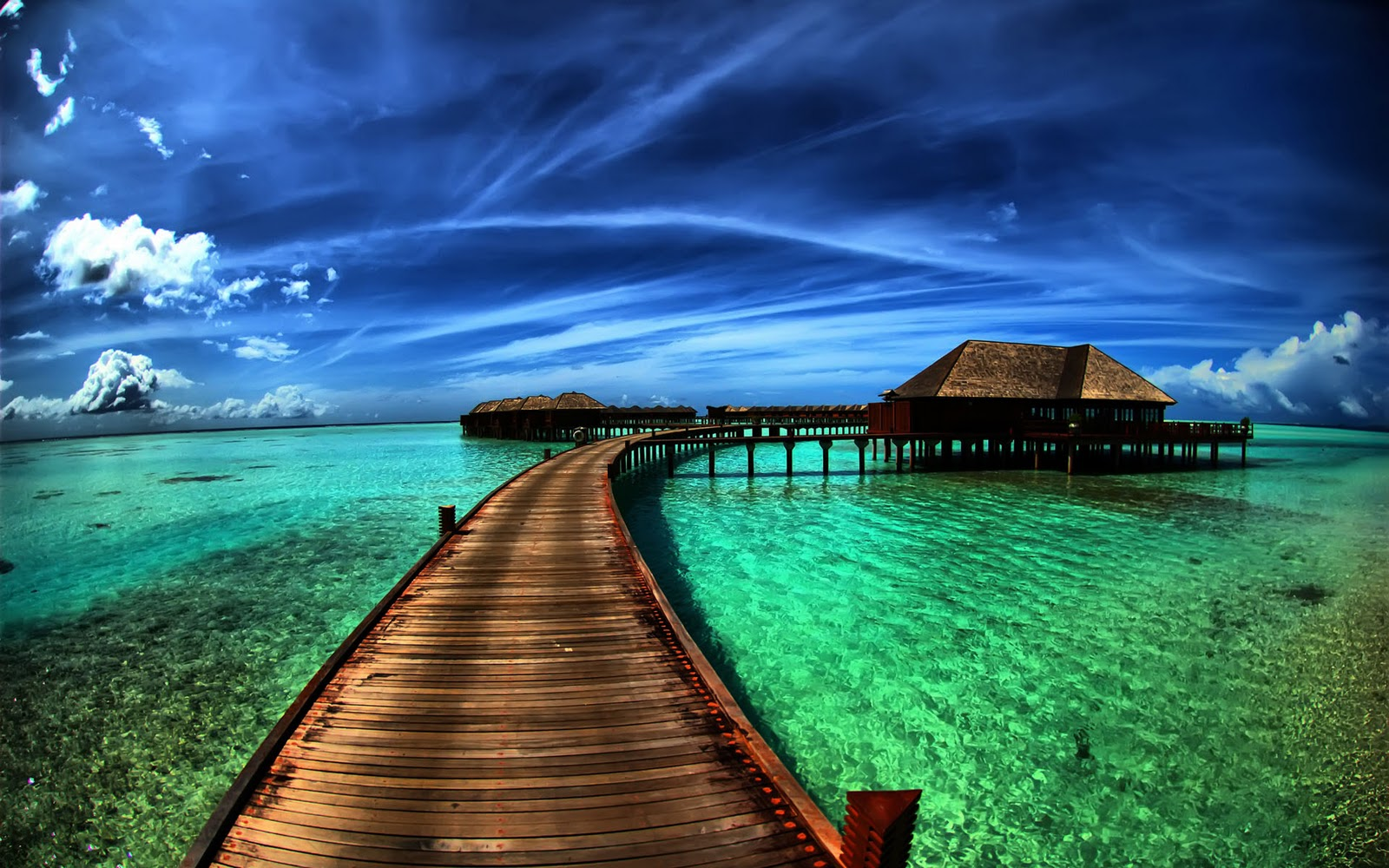 Hd Tropical Island Beach Paradise Wallpapers And Backgrounds: IRBOB SEVENFOLD: Paradise Wallpaper Desktop