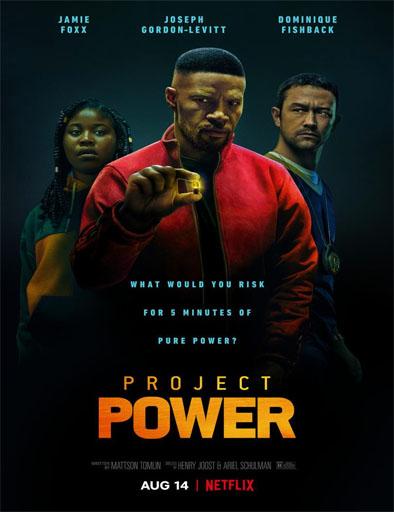 Project Power (Proyecto Power) (2020) | DVDRip Latino HD GoogleDrive 1 Link