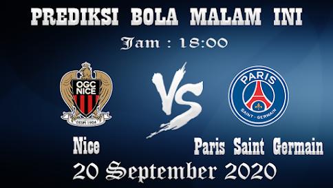 Prediksi Bola Nice Vs Paris Saint Germain