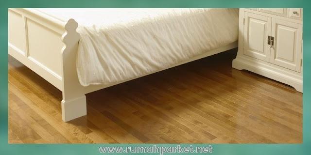 material lantai untuk kamar tidur - lantai laminate