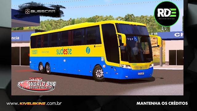 BUSSCAR JUMBUS 360 - VIAÇÃO SUDESTE