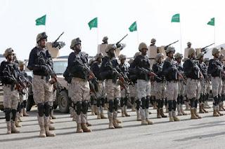 Bismillah... Koalisi Pimpinan Arab Saudi Serang Posisi Militer Teroris Syiah Al-Houthi