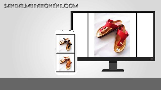 Toko Online Sandal Murah Classic Carvil