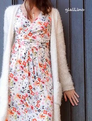 Date Dress Blumenwiese