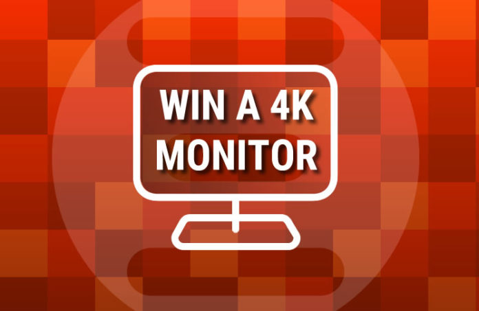 "Win a 28 ""Monitor Hanspree 4K @ Play3r (Worldwide) Giveaway"