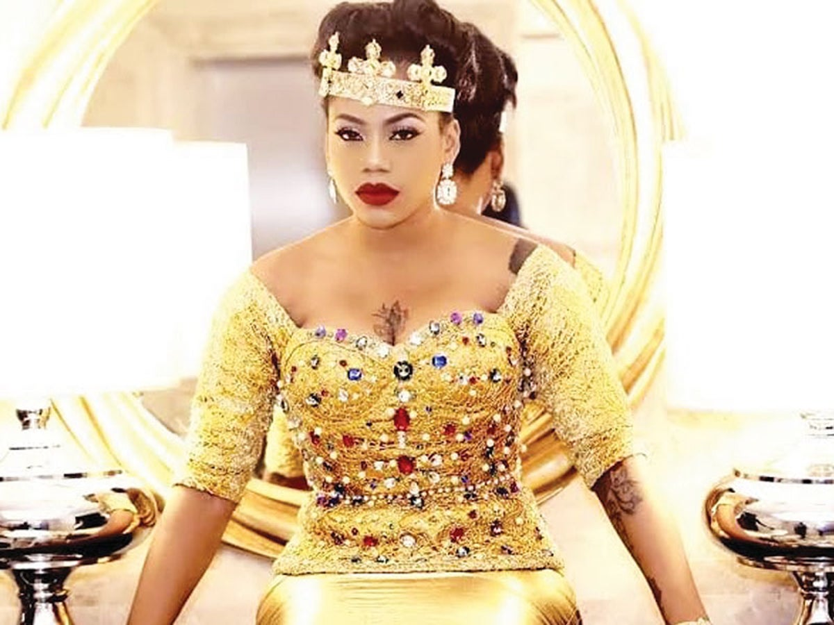 Toyin Lawani Reacts After Being Accused Of Engaging In Money Ritual #Arewapublisize