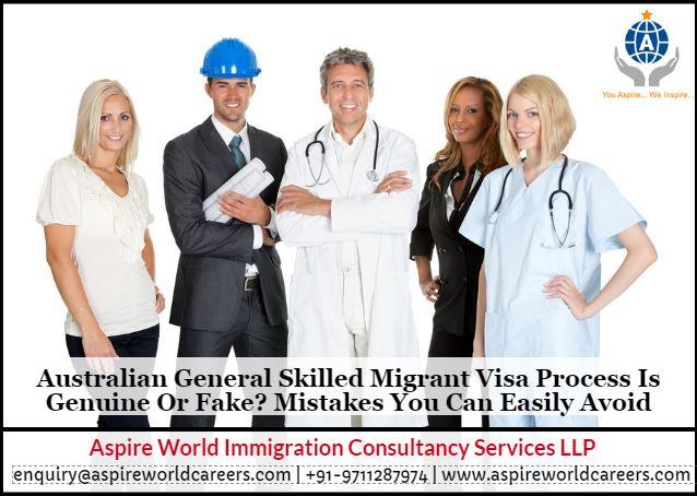 Australia-General-skilled-migrant-visa