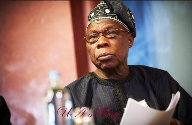 Again, Obasanjo blasts Nigeria's leadership, condemns siege against Saraki, others