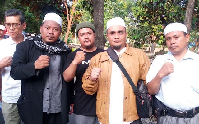 PA 212: Prabowo Berkhianat!