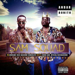 Bob Sam - Andar Bonito (feat. Djei Nassone)