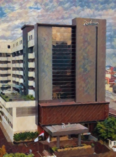 Hotel Radisson Medan