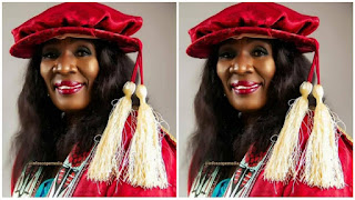 Congratulations As Nnenna Oti Becomes The First Female VC Of FUTO In History