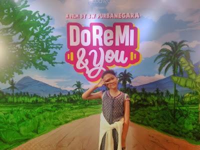 Nonton Gala Premiere Doremi And You di Kokas Jakarta