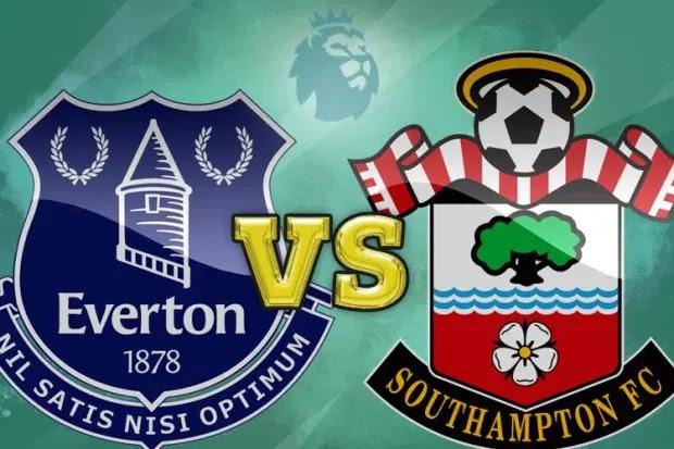 بث مباشر مباراة ايفرتون وساوثهامبتون