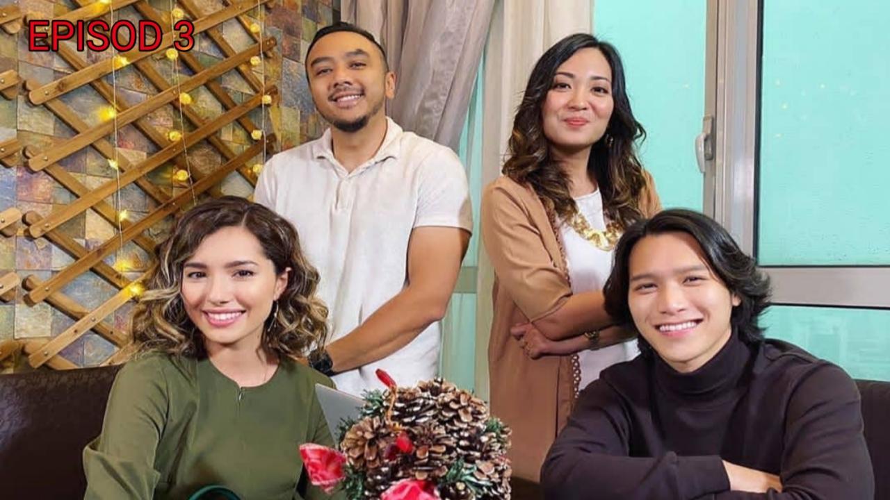 Tonton Drama Romantika 4 Hari 3 Malam Episod 3 (TV3)