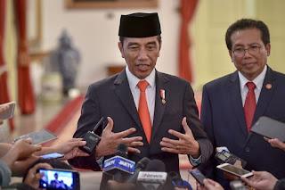 Klaim Jaga Hak Konstitusi Rakyat, Jokowi Tegaskan Pilkada Serentak 2020 Tetap Dilaksanakan