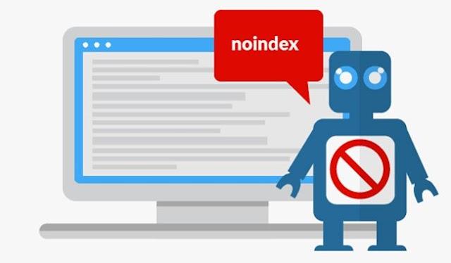 Thẻ No-index là gì? Chúng có tác động gì đến SEO?