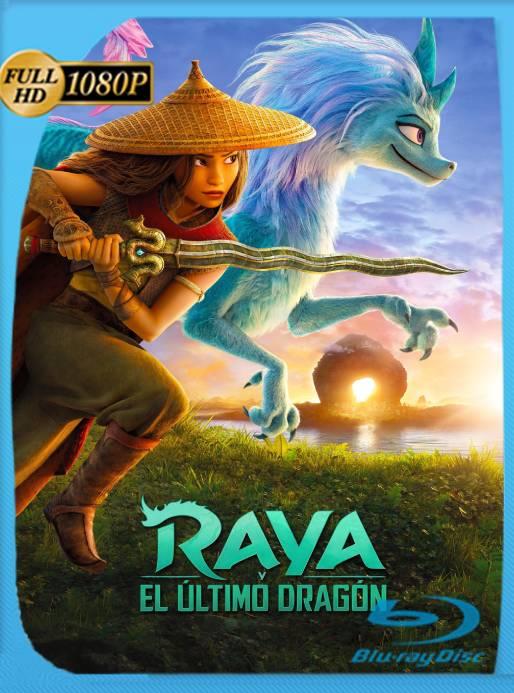 Raya y El Último Dragón (2021) BRRip 1080p Latino [GoogleDrive] Ivan092