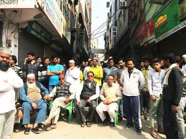 Rahul Kotiyal की आँखों देखी रिपोर्ट का एक हिस्सा : Delhi violence