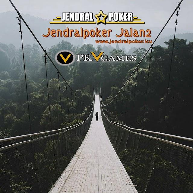 Jendralpoker- Wisata di Jembatan Gantung Situgunung