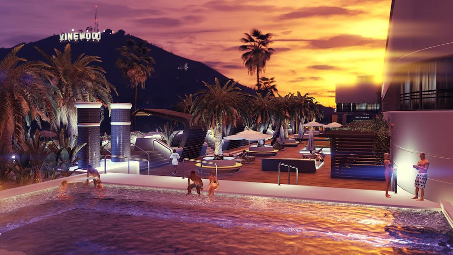 gta online free casino update diamond master penthouse vip members