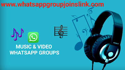 Music And Video WhatsApp Group Joins Link