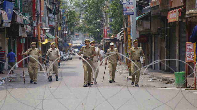 Kashmir Disebut Penjara Terbuka Terbesar Dunia