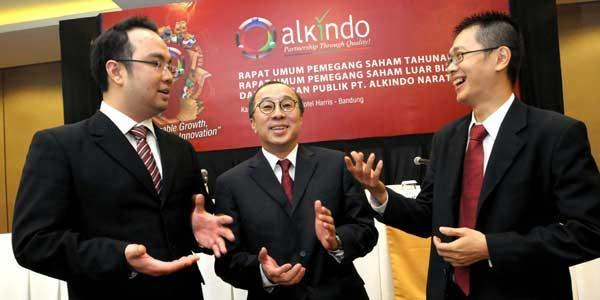 Nomor Call Center PT Alkindo Naratama Tbk